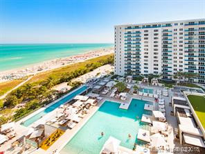 ONE BEDROOM for sale 1 HOTEL South Beach Miami